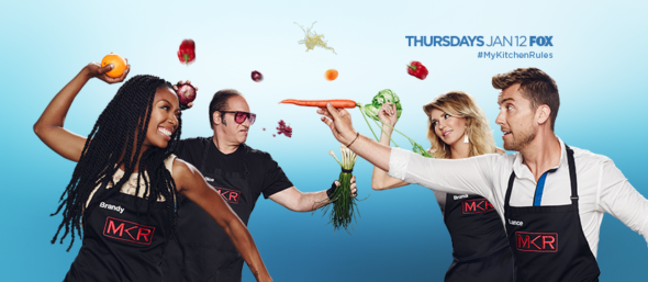 My KItchen Rules TV show on FOX: ratings (cancel or season 2?)
