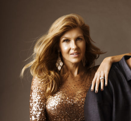 Connie Britton is in all of Nashville season five on CMT. Nashville TV show on CMT: season 5 (canceled or renewed?)
