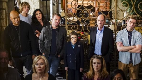 NCIS: Los Angeles TV show on CBS: season 9 (canceled or renewed?)