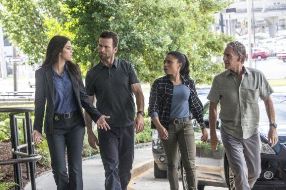 NCIS: New Orleans TV show on CBS: canceled or season 4?