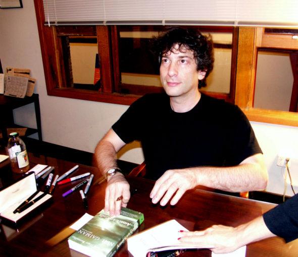 Neil Gaiman: Good Omens TV show on Amazon: season 1 (canceled or renewed?)