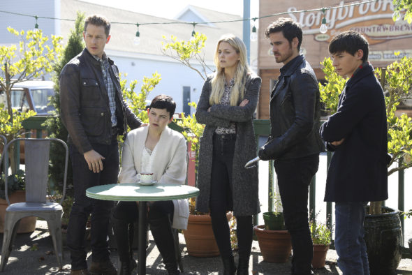 Once Upon a Time TV show on ABC: season 7 (canceled or renewed?) Has the Once Upon a Time TV show been canceled or renewed for season 7 on ABC?