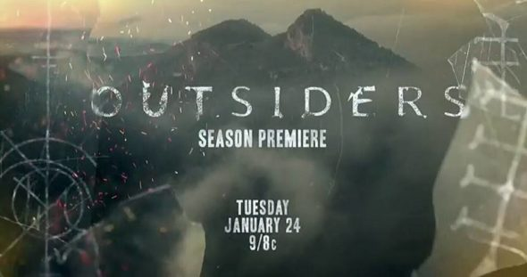 Outsiders TV show on WGN America: ratings (cancel or season 3?)