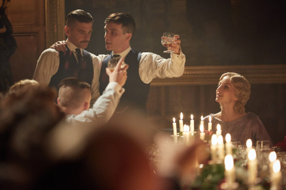 Peaky Blinders TV show on Netflix: season 4 (canceled or renewed?)