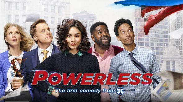 תוצאת תמונה עבור powerless tv series