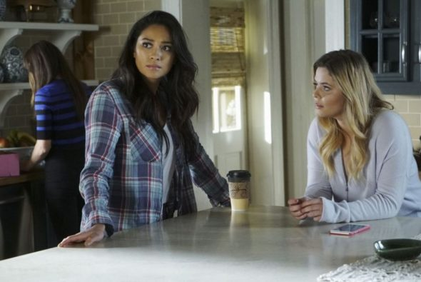 Pretty Little Liars TV Show: canceled or renewed?
