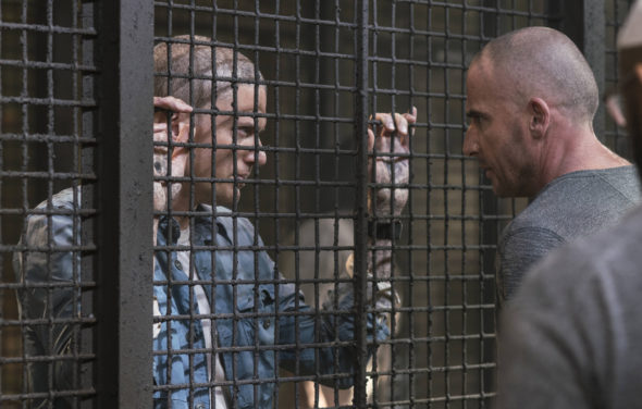 Prison Break: canceled or renewed?