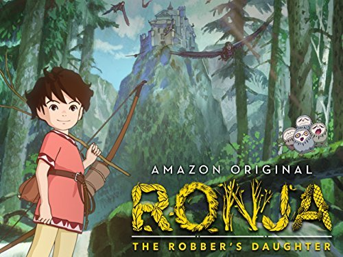 Ronja the Robber's Daughter TV show on Amazon: season 1 (canceled or renewed?)