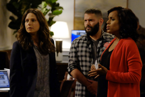 Scandal TV show on ABC: season 6 (canceled or renewed?) Will Scandal end after season six on ABC?