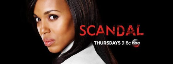 Scandal TV show on ABC: ratings (cancel or season 7?)