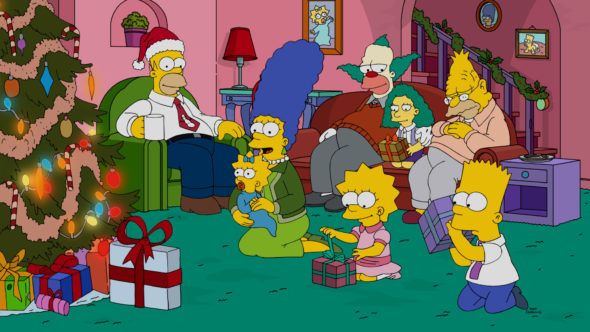 The Simpsons TV show on FOX: season 29 (canceled or renewed?)