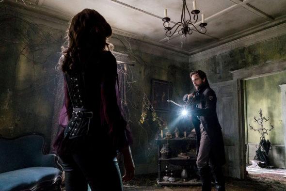 Sleepy Hollow TV Show: canceled or renewed?