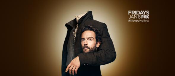 Sleepy Hollow TV show on FOX: ratings (cancel or season 5?)