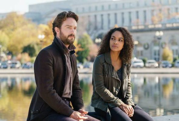 Sleepy Hollow TV show on FOX (canceled or season 5?)