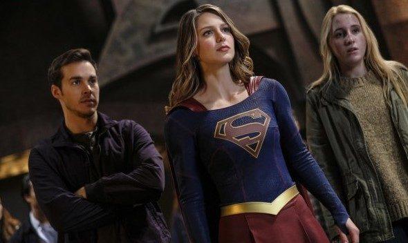 Supergirl TV Show: canceled or renewed?