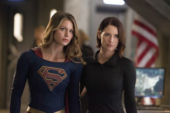 Supergirl TV show on The CW: season 3 renewal