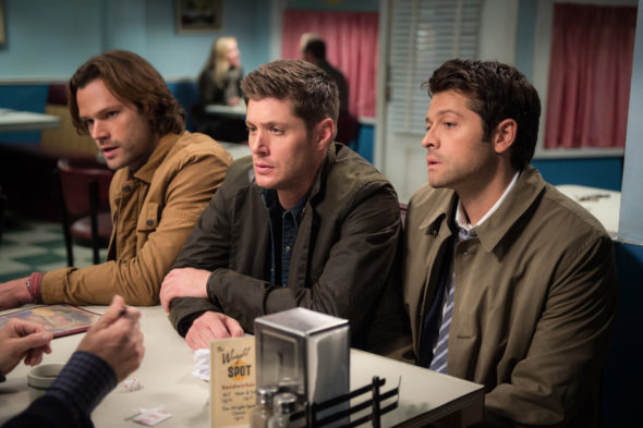 Supernatural TV show on The CW: canceled or season 13? (release date)