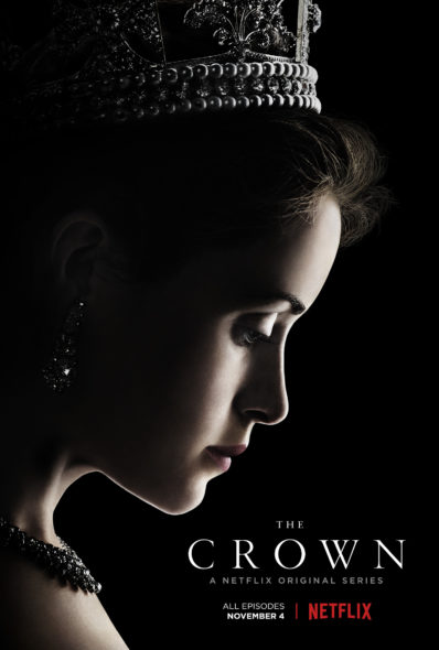 The Crown TV show on Netflix: season 2 (canceled or renewed?)