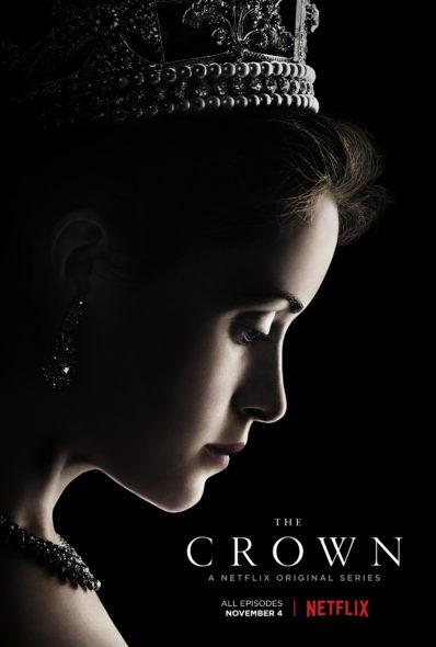 The Crown TV show on Netflix: season 2 (canceled or renewed?)