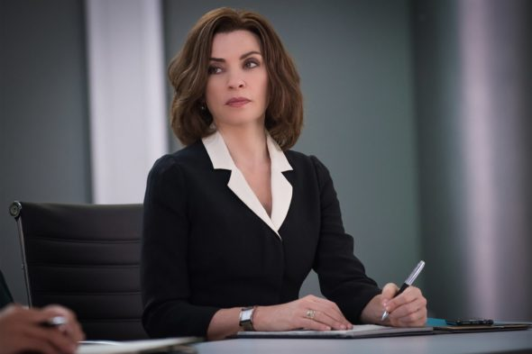 The Good Wife TV Show: canceled or renewed?