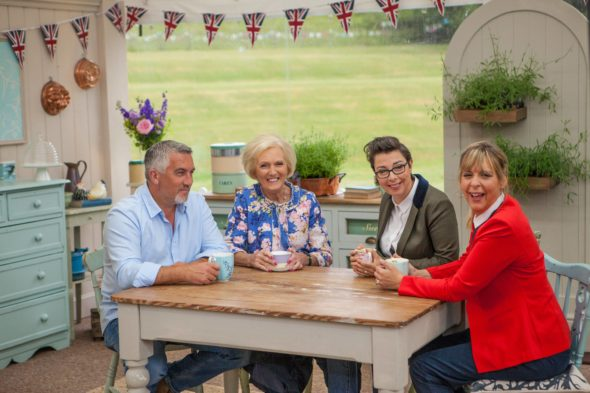 The Great British Baking Show TV show on PBS: seasons 4 and 5 (canceled or renewed?)