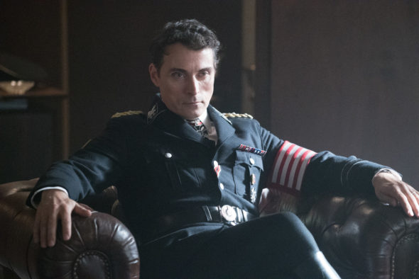 The Man in the High Castle TV show on Amazon: season 2 premiere (canceled or renewed?)