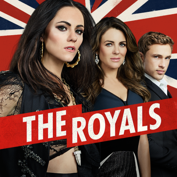 The Royals TV show on E!: canceled or season 4? (release date)