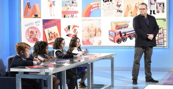 The Toy Box TV show on ABC: canceled or renewed?