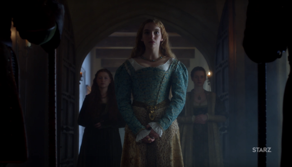 The White Princess TV show on Starz: canceled or renewed?