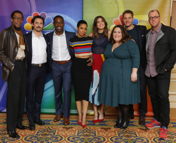 This Is Us TV show on NBC: seasons 2 and 3 renewals (canceled or renewed?)
