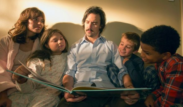 This Is Us TV show on NBC: season 2 (canceled or renewed?)