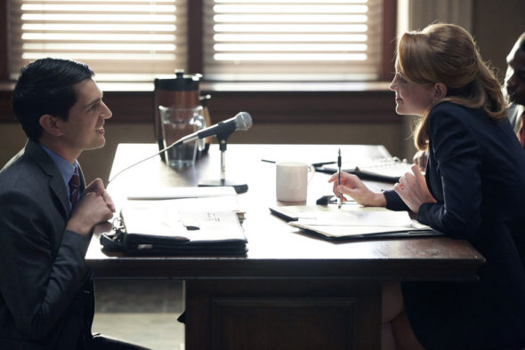 Trial & Error TV show on NBC: season 1 (canceled or renewed?) Trial & Error TV show on NBC: season 1 premiere photos (canceled or renewed?) Trial & Error TV show on NBC: season 1 pilot photos (canceled or renewed?)