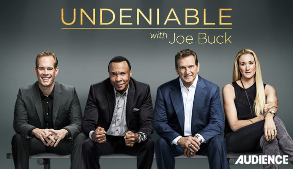 Undeniable with Joe Buck TV show on AT&T Audience Network: season 3 renewal (canceled or renewed?)
