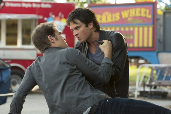 The Vampire Diaries TV show on The CW: season 9 (canceled or renewed?)
