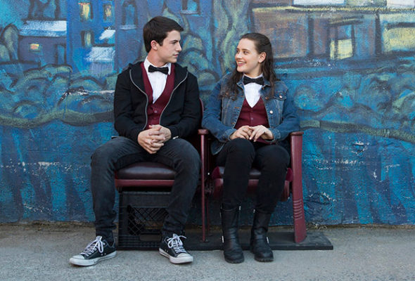 13 Reasons Why TV show on Netflix