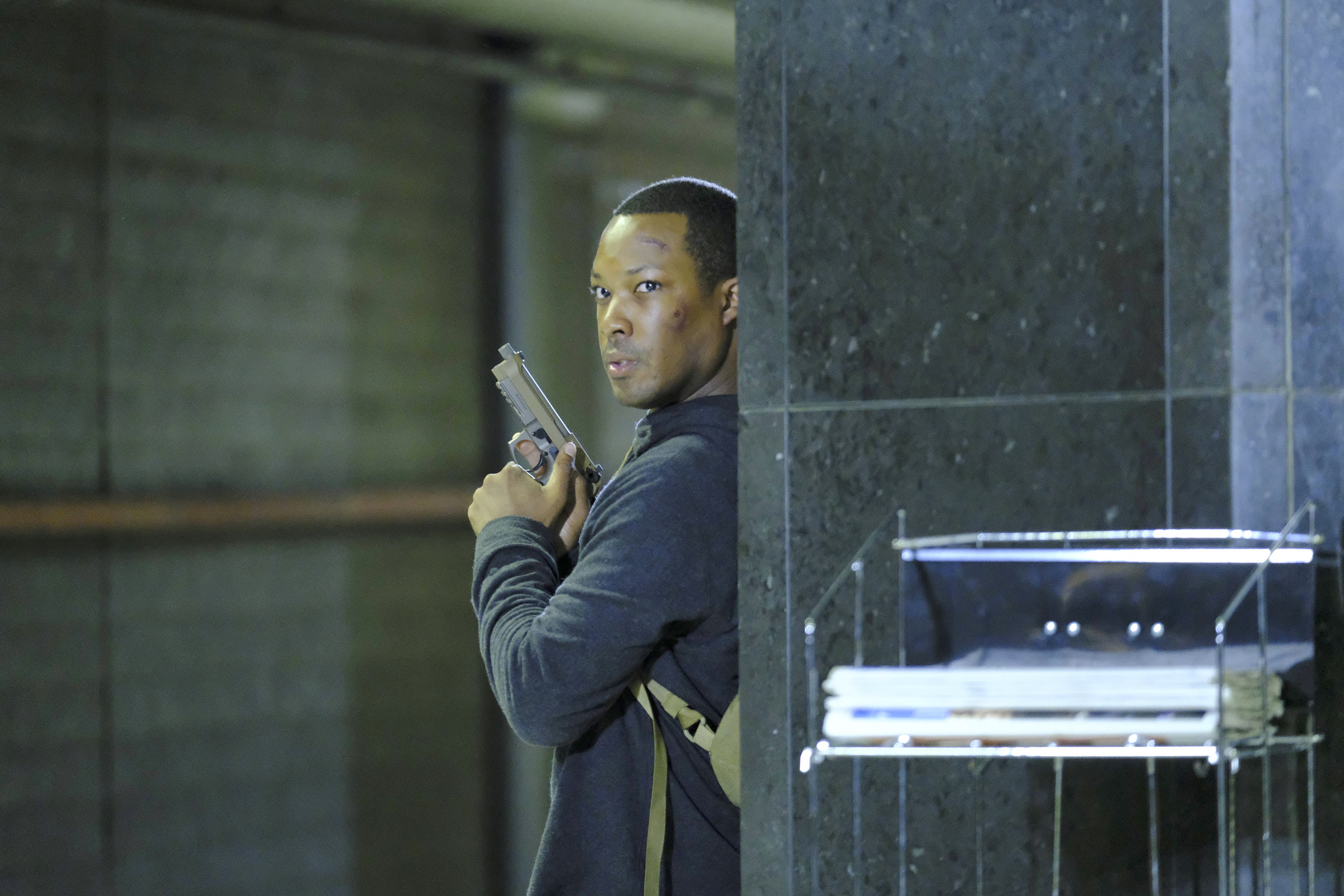 24 Legacy S1e2: 24: Legacy: Season Two; EP Talks About The FOX Show's
