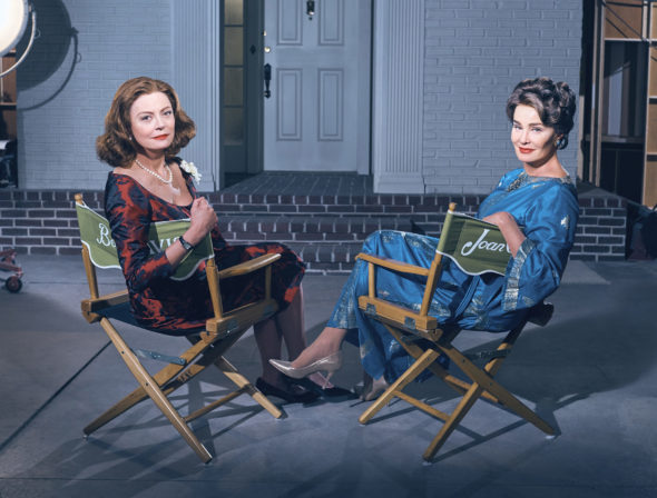 Feud TV show on FX: canceled or season 2? (release date)