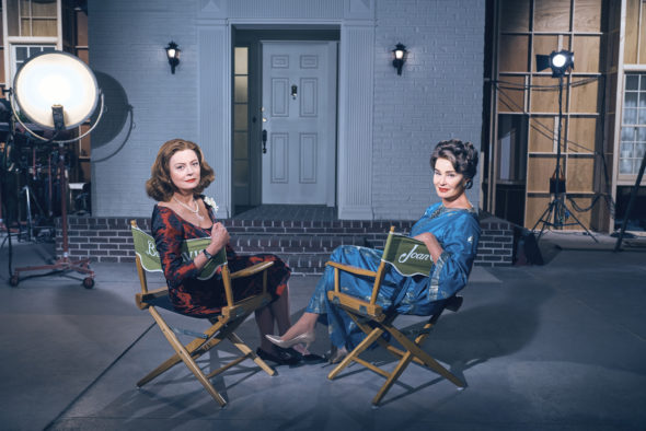 Feud TV show on FX: season 1 (canceled or renewed?)