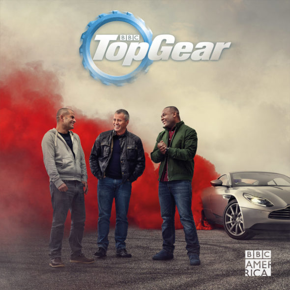 Top Gear TV Show: canceled or renewed?