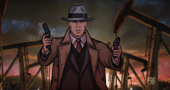 Archer TV show on FXX: (canceled or renewed?)