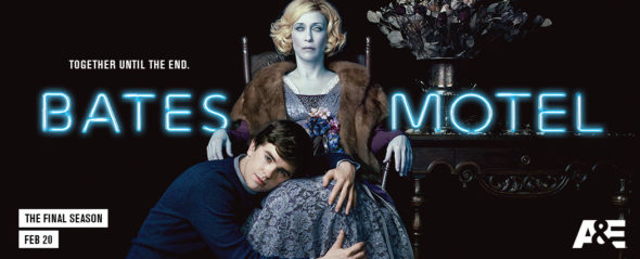Bates Motel TV show on A&E: canceled or season 6? (release date)