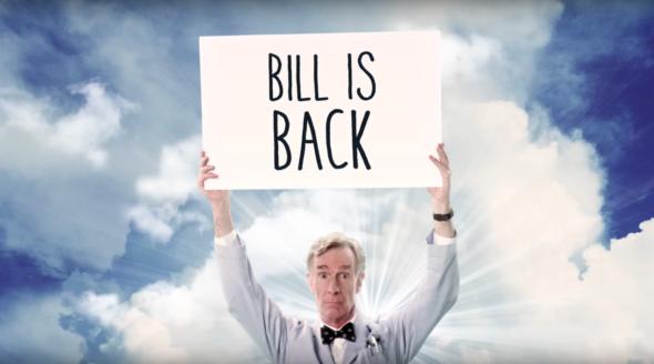 Bill Nye Saves the World TV show on Netflix: canceled or renewed?