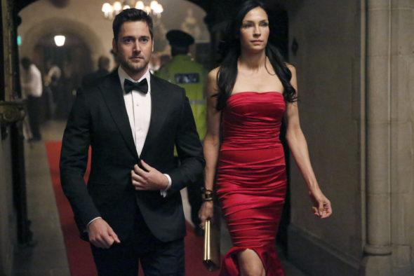 The Blacklist: Redemption TV Show: canceled or renewed?