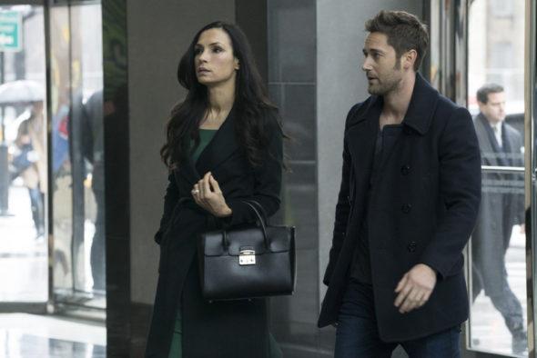 The Blacklist: Redemption TV show on NBC