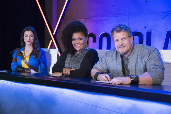Cosplay Melee TV show on Syfy: Season 1 (canceled or renewed?)
