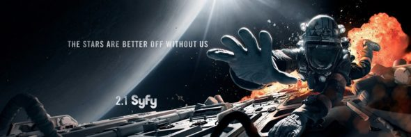The Expanse TV show on Syfy: ratings (cancel or season 3?)