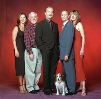 Frasier TV show on NBC: canceled or renewed?