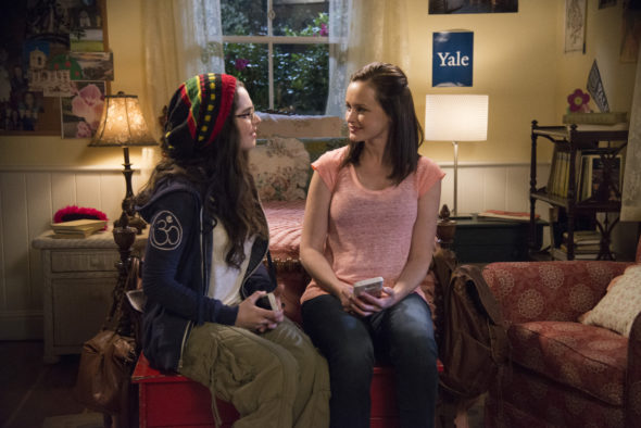 Gilmore Girls TV Show: canceled or renewed?
