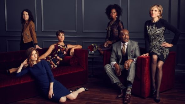 The Good Fight TV show on CBS and CBS All Access (canceled or renewed?)