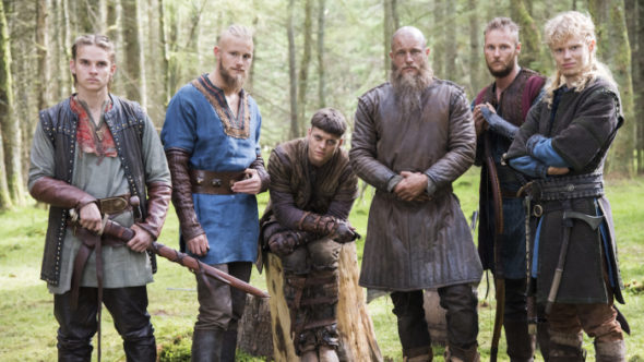 Vikings TV Show: canceled or renewed?